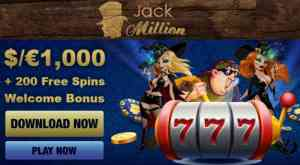 Jack Million preskúmanie